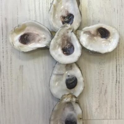 oyster-cross-small-plain